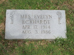 Evelyn Eckhardt