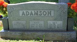 Alice Marie Adamson
