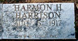 Harmon Henry Buddy Harrison