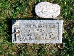 Christina Ann Marie Altemose
