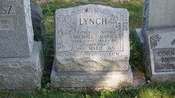 Mary A <i>Canniff</i> Lynch