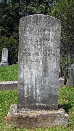 William Calvin Bingman