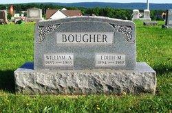 Edith M. <i>Richardson</i> Bougher