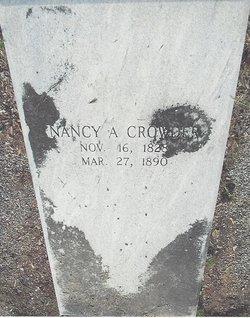 Nancy A. <i>Russell</i> Crowder