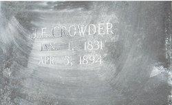 Joseph E. Crowder