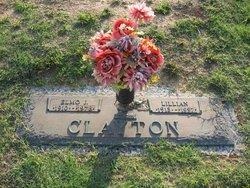 Lillian <i>Stewart</i> Clayton