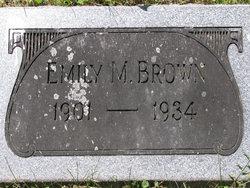 Emily Marie <i>Henson</i> Brown