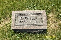Mary Ella Cameron