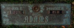 Dorothy Mae <i>Zelensek</i> Adams