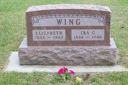 Elizabeth Sophie <i>Cardinal</i> Wing