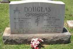 Martha Lucretia <i>Mackie</i> Douglas