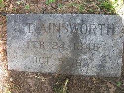 J T Joe Ainsworth
