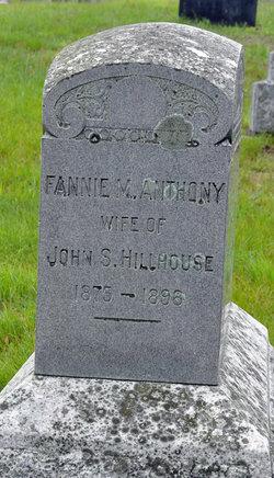 Fannie M <i>Anthony</i> Hillhouse