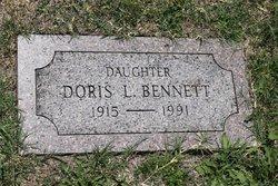 Doris Lucille Bennett