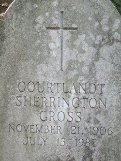 Courtlandt Sherrington Gross