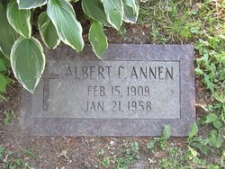 Albert C Annen