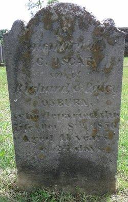 C Oscar Osburn