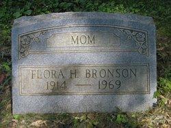 Flora Henrietta <i>Wood</i> Bronson