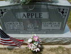 Garold D. Apple