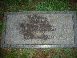 Icie <i>Daniels</i> Barnes