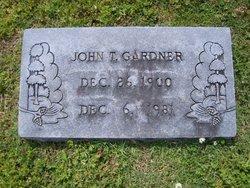 John T. Gardner
