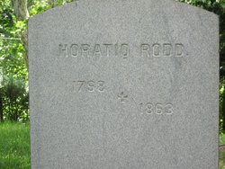 Horatio Nelson Rodd