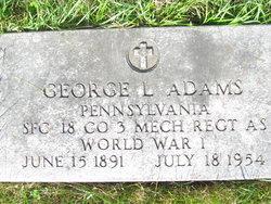 George Leo Adams