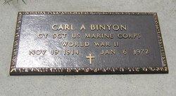 Carl K Binyon