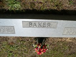 Mary <i>Burnett</i> Baker
