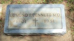 Dr Edmund F Bennett
