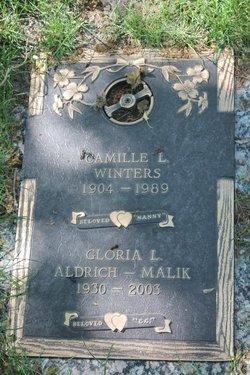 Gloria L <i>Malik</i> Aldrich