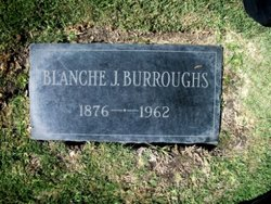 Blanche I Burroughs