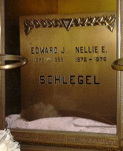 Nella Elizabeth Nell <i>Ziegler</i> Schlegel