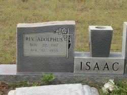 Rev Adolohus Isaac