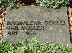 Magdalena Lisa <i>M�ller</i> Scholl