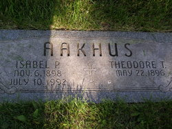 Theodore T. Ted Aakhus