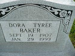 Dora <i>Tyree</i> Baker
