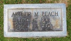 Arthur M. Peach, Jr