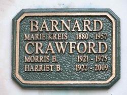 Harriet Catherine <i>Barnard</i> Crawford