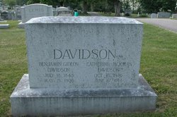 Malinda Catherine <i>Jackman</i> Davidson