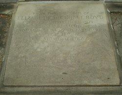 Elizabeth Archdale <i>Harris</i> Boyd