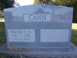 William Ferris Cann, Jr