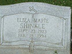 Eliza Marie Shinkle