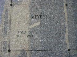 Ronald John Meyers