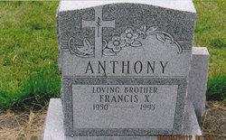 Francis Xaviar Anthony