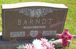 Mrs Evelyn R. <i>Price</i> Barndt