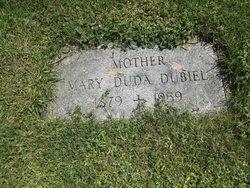 Mary <i>Duda</i> Dubiel