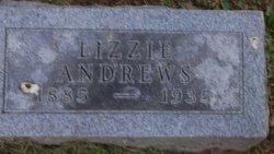 Elizabeth Lizzie <i>Norton</i> Andrews