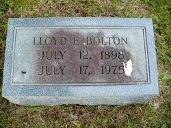 Lloyd E. Bolton