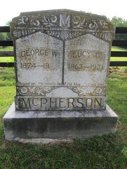 George Washington McPherson